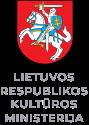 Lietuvos Respublikos Kulturos ministerija logo